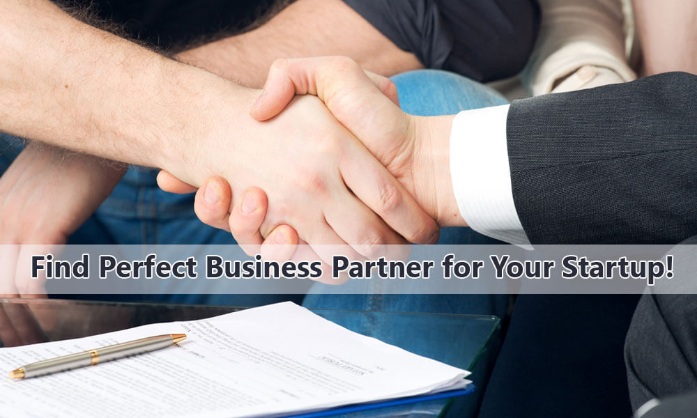How to Find the Perfect Business Partner for Your Startup